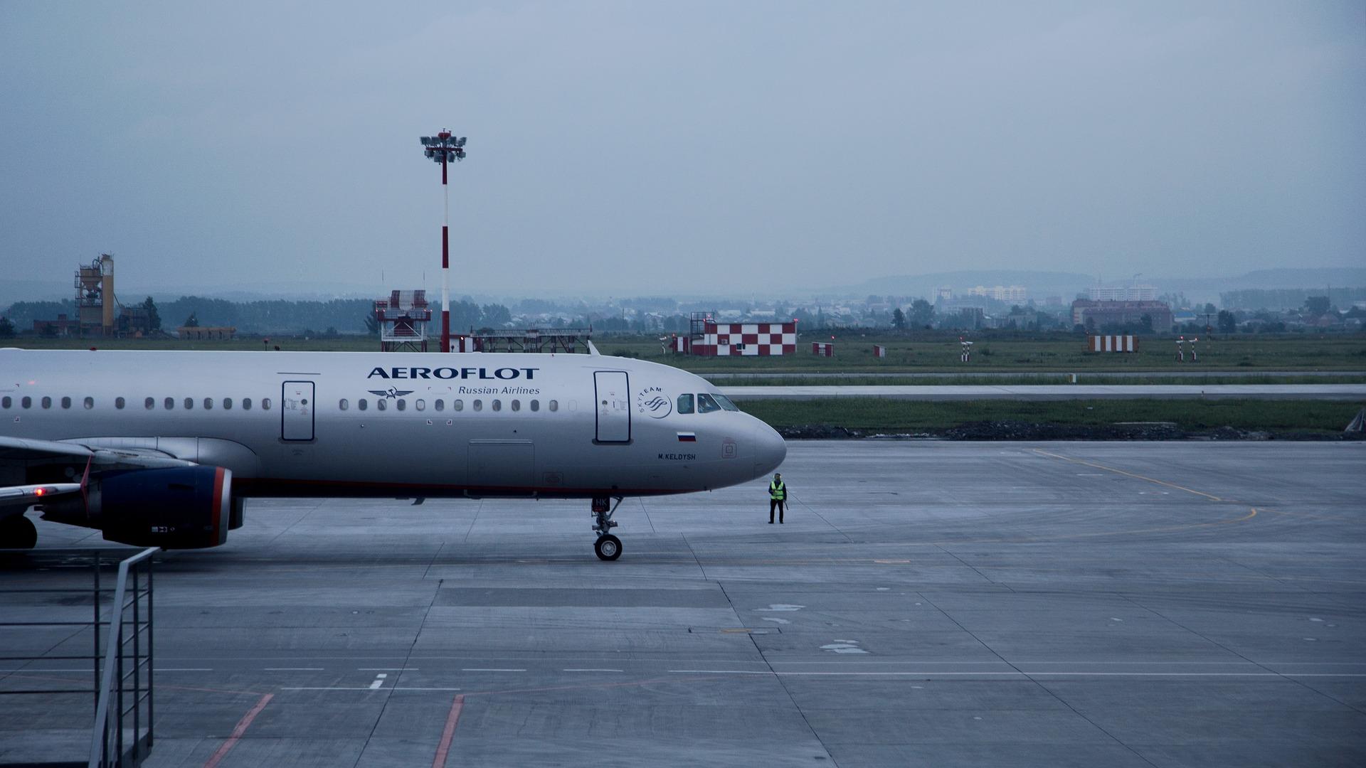 Aeroflot Moscow Russia