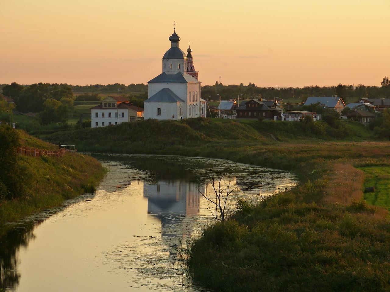A Day in Suzdal – Vegan Trekker Travel Guide