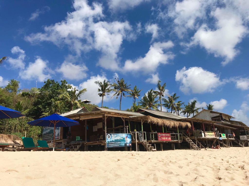 Balangan Beach top 5 beaches in Bali