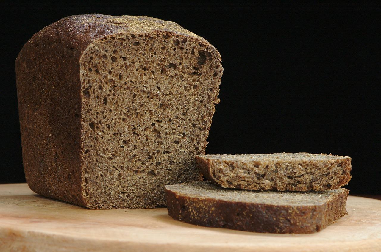 Ukrainian Black rye bread