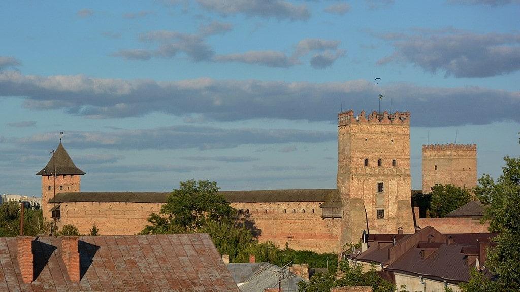 Lutsk Lubart's Castle