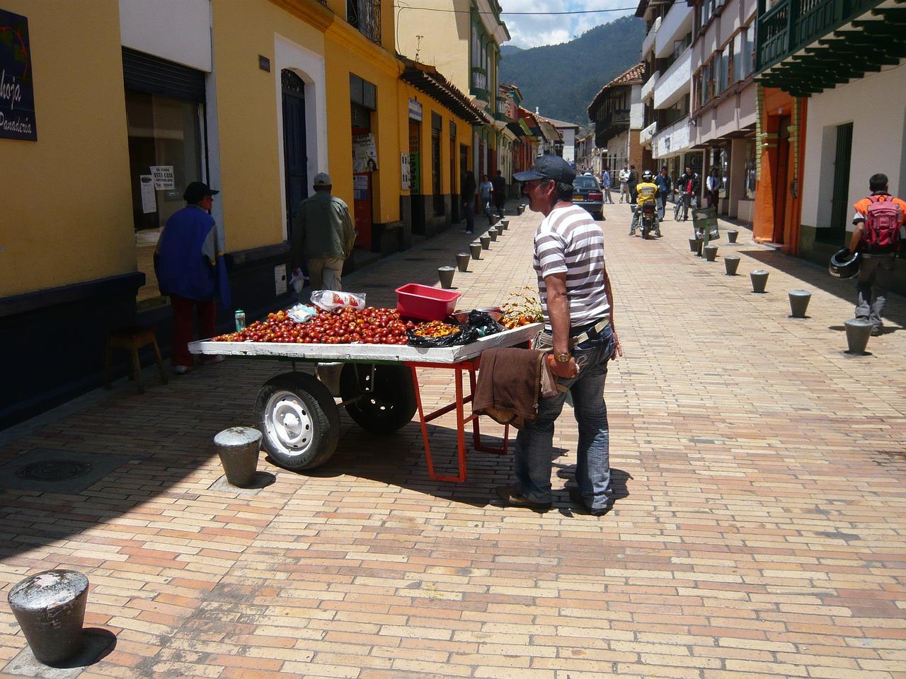 Chontaduros Colombia