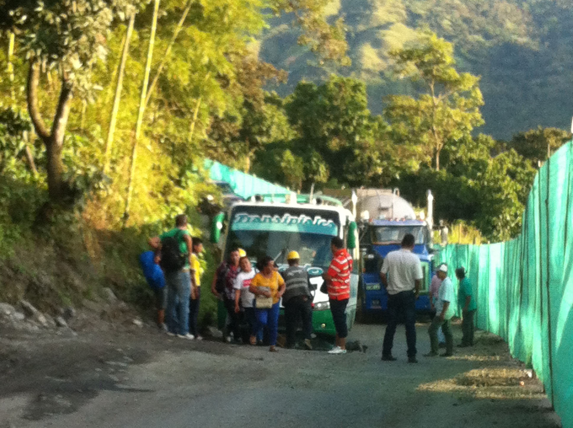 Colombia Bus Accident
