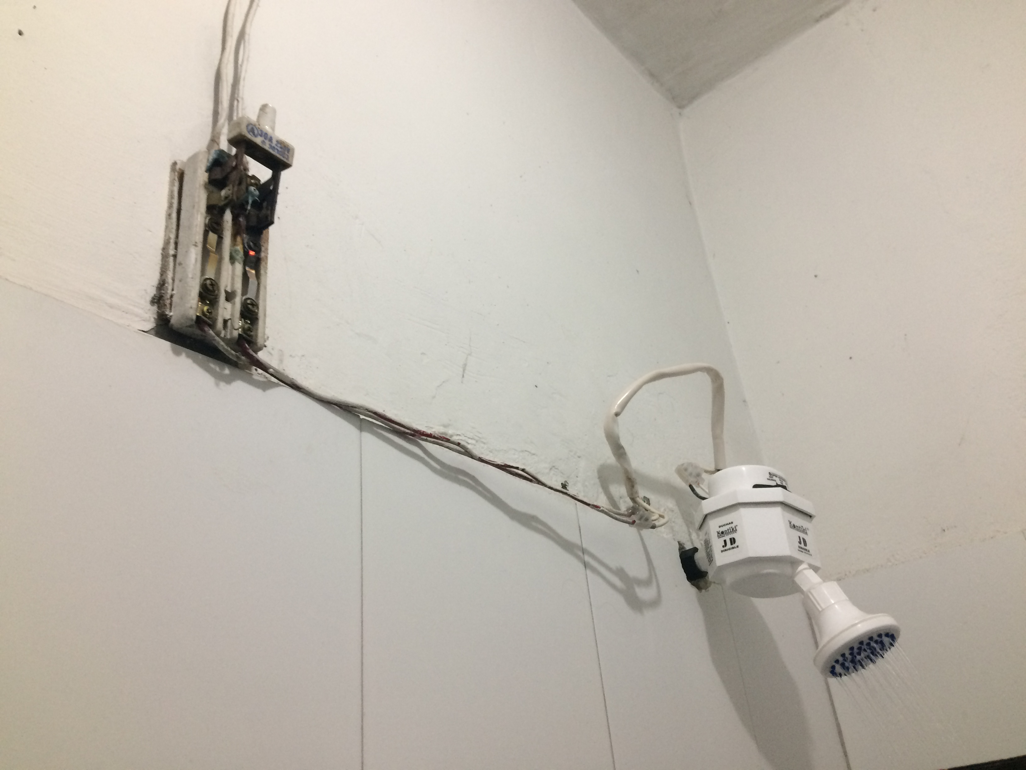 Colombian Electric Shower