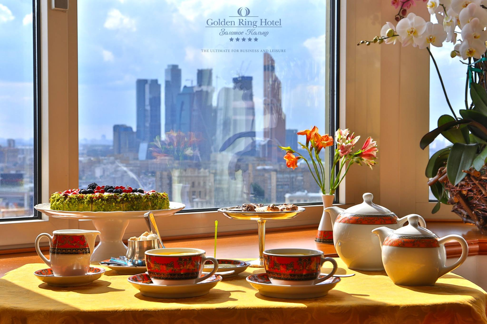 Golden Ring Hotel in Moscow
