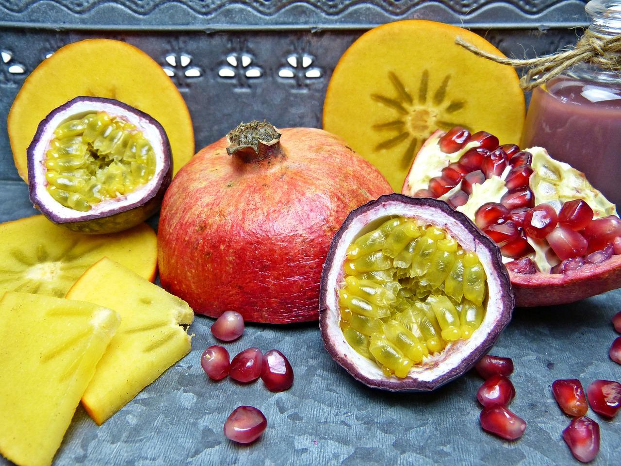 Granadillas Exotic Colombian Fruit