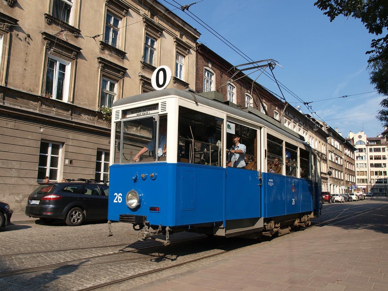 Krakow Public Transport