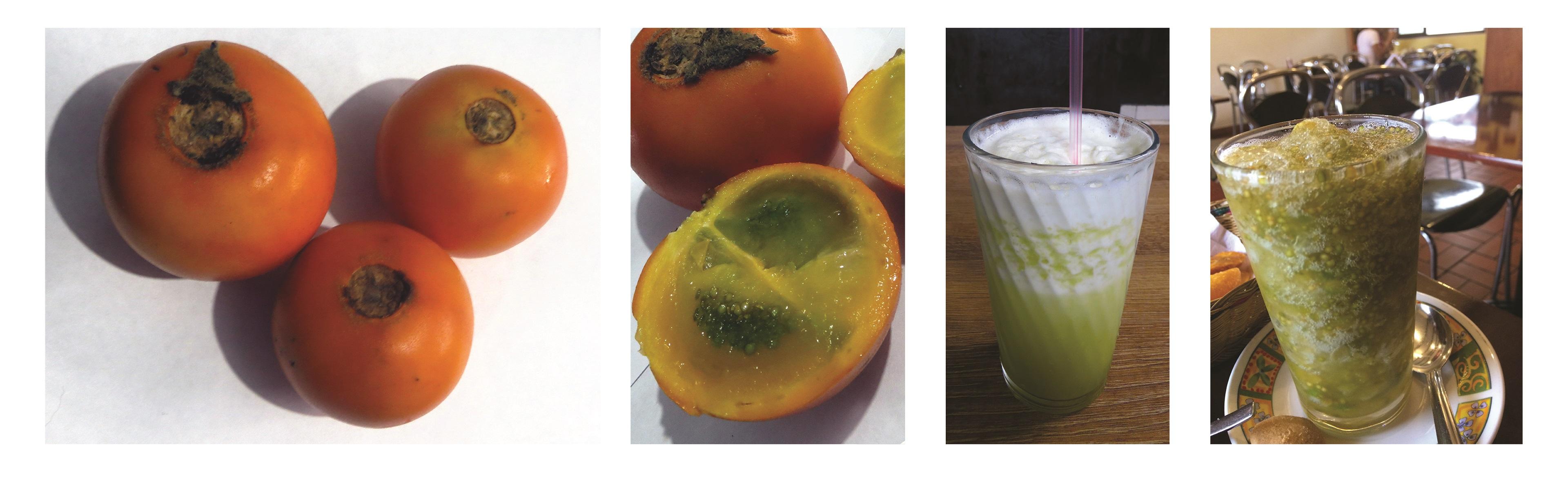 Lulos Colombian Fruit Juice