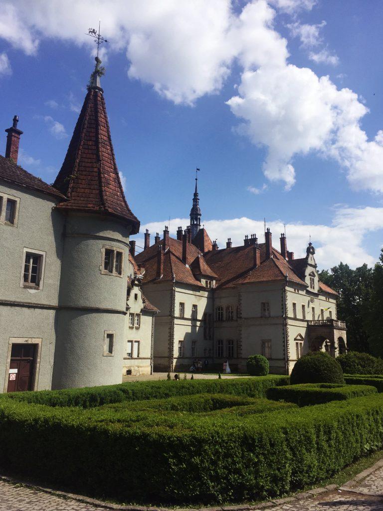 Shenborn Castle Ukraine