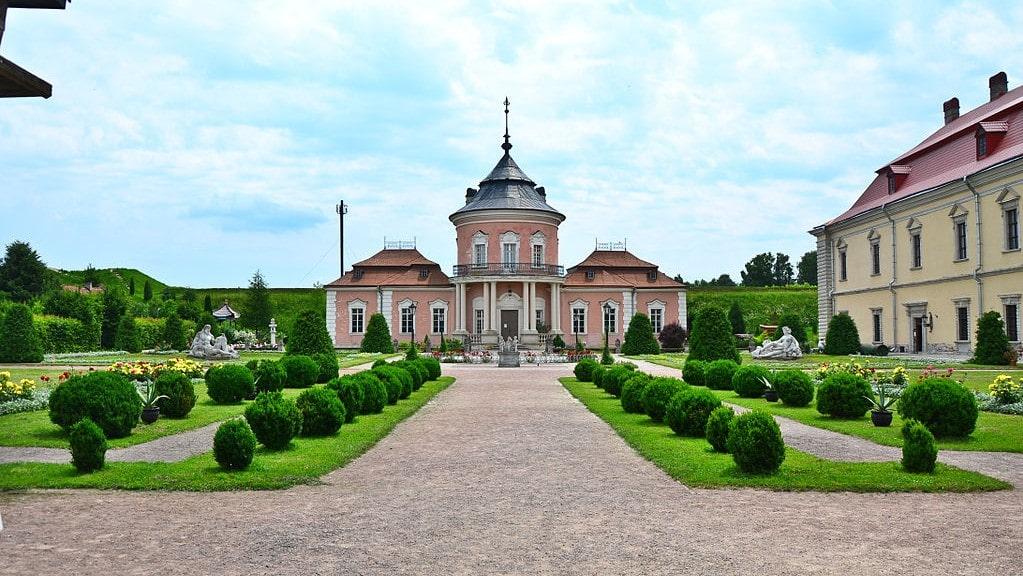 Zolochiv Castle Ukraine