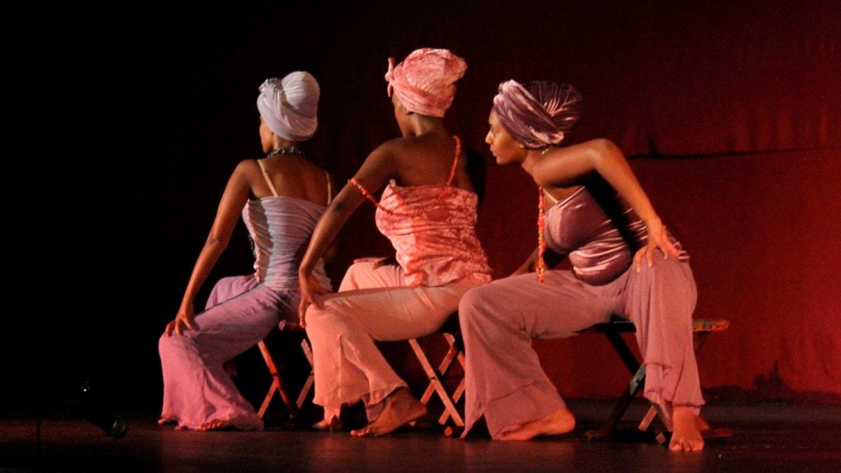 Addis Ababa Ethiopian Dance