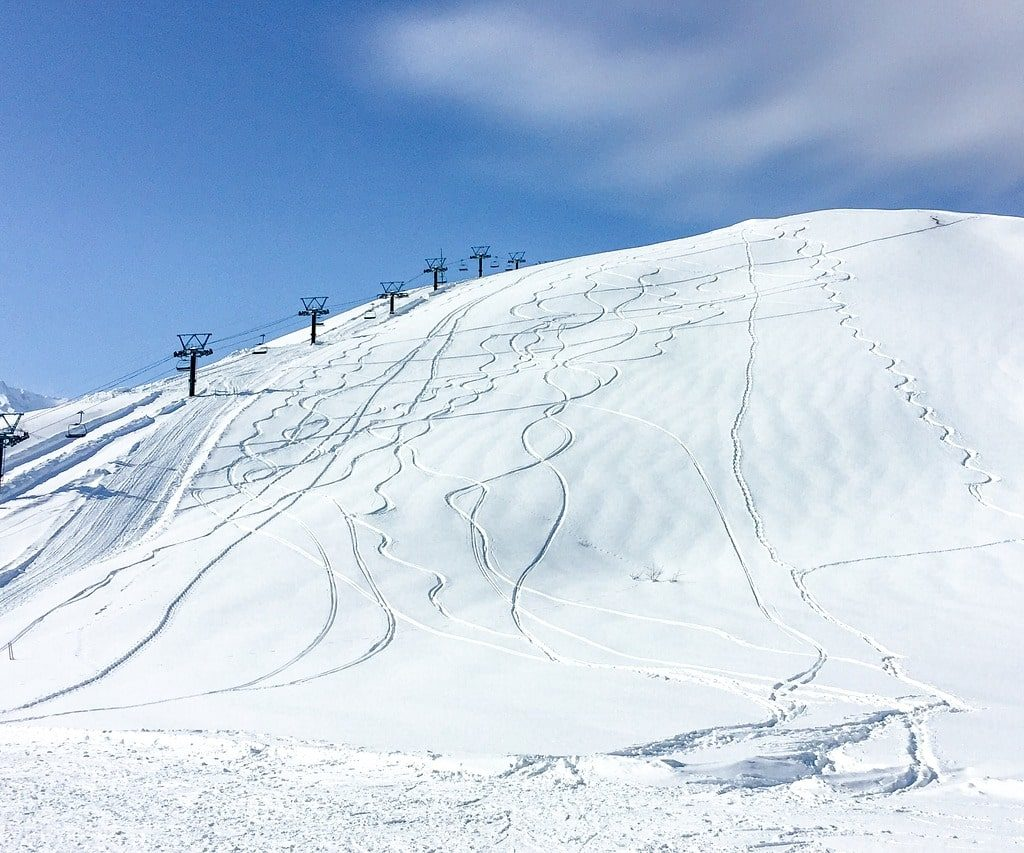 Hakuba Nagano Japan Ski