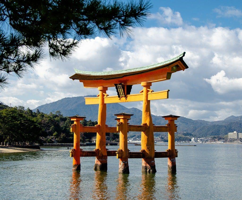 Itsukushima Shrine Japan