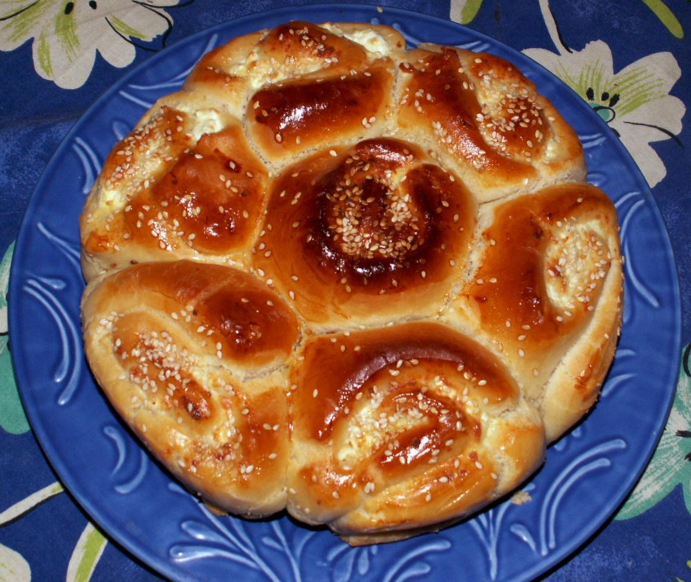 Pogacha Macedonia Vegetarian Cuisine