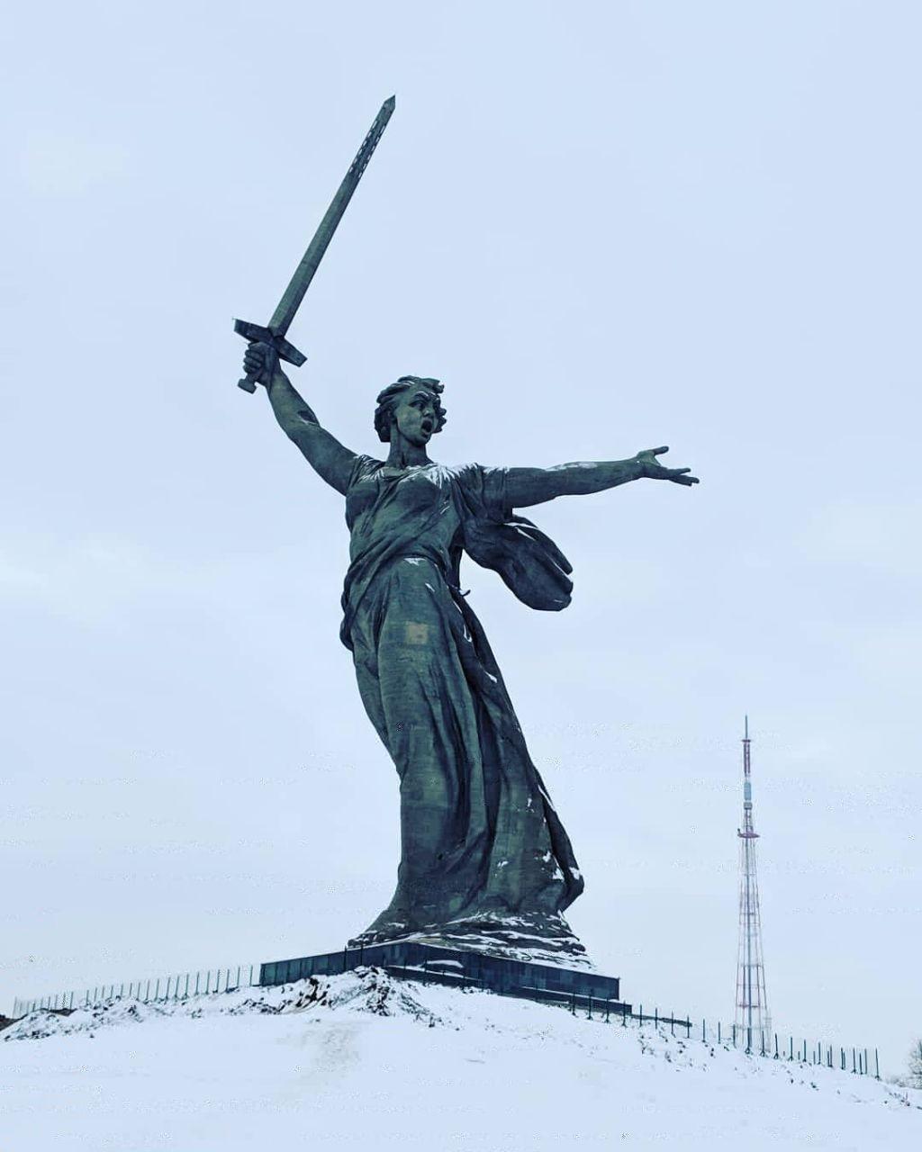 Rodina Mat' Zovyot Volgograd