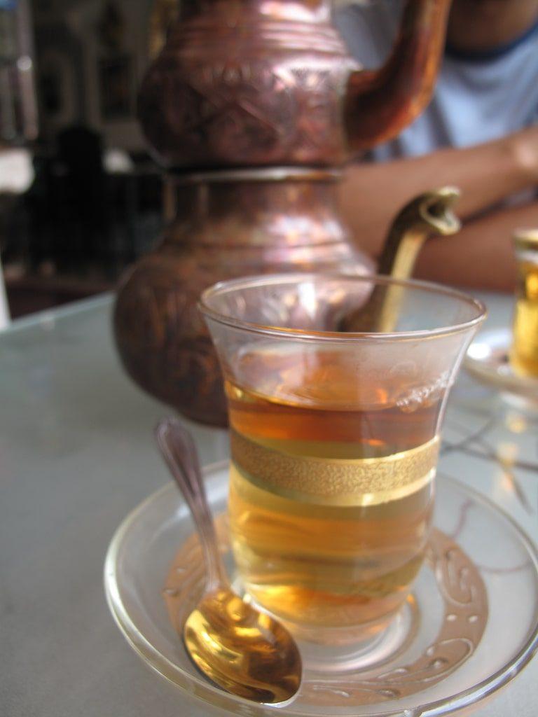 Vegan Turkish Apple Tea