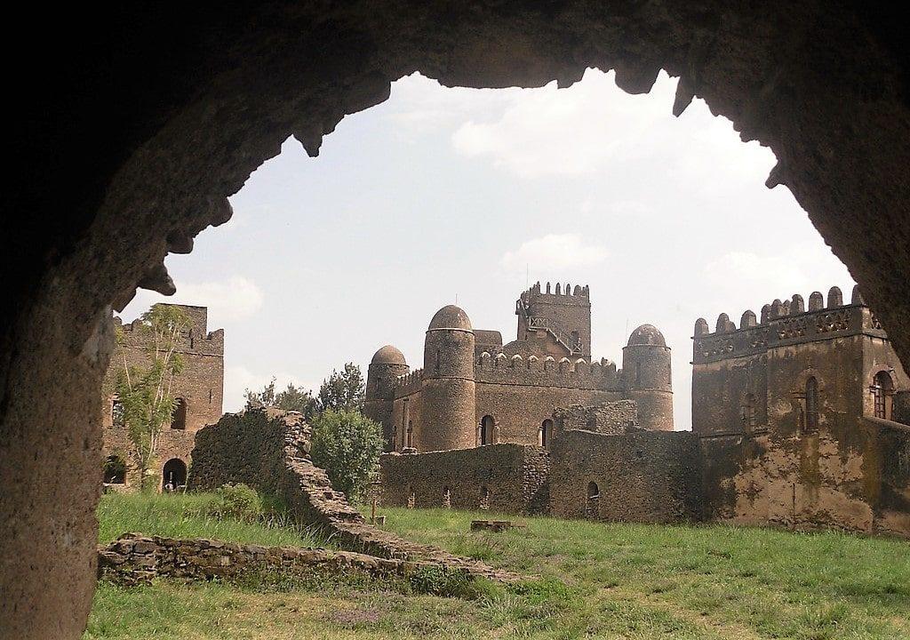 gondar castel Ethiopia