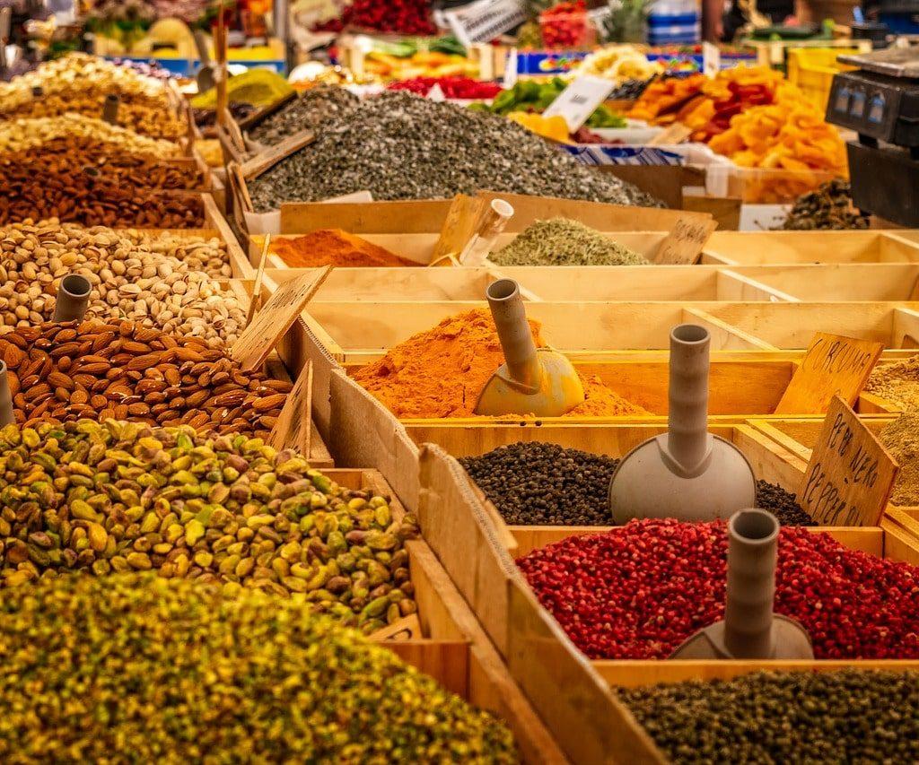 spices powder masala