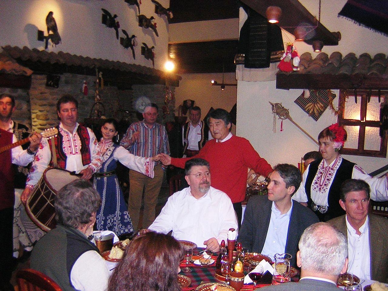 Bansko Bulgarian Mehana Meyhane
