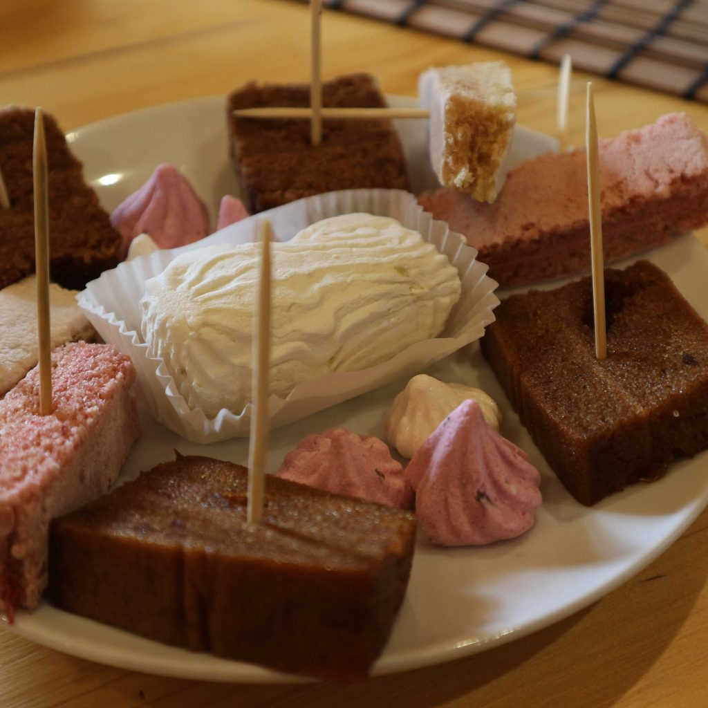 Pastila Vegetarian Russian Dessert
