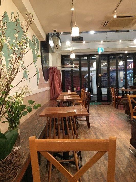 Sekai Japanese vegan restaurant