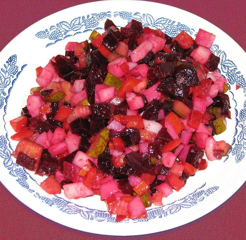 Vegan Russian Vinegret