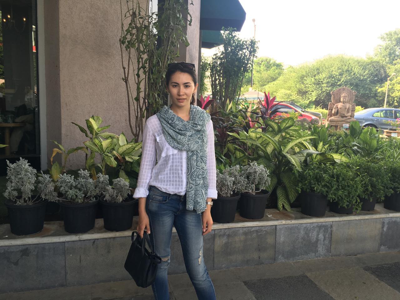 Aidana Holiday in India